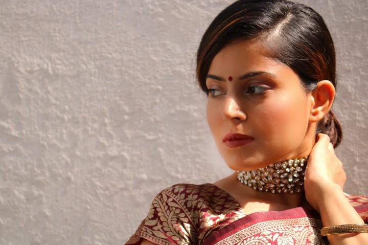 #S2. Saree Sophistication